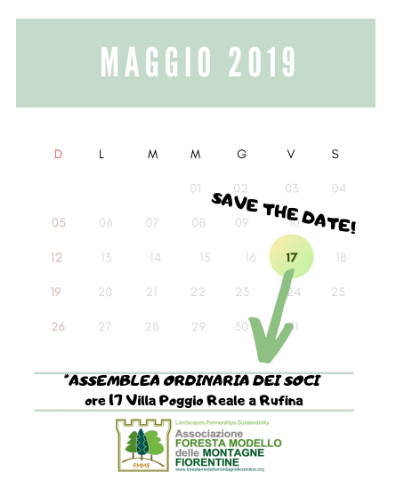 B Save the date ASSEMBLEA SOCI 2019