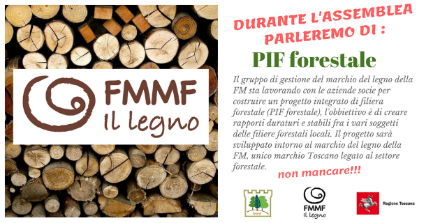 PIF forestale
